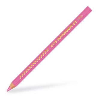 Eberhard-Faber - Coloured pencil BIG Winner light magenta