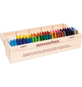 Eberhard-Faber - Colori wax crayons box of 100