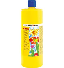 Eberhard-Faber - EFAColor Tempera 1000ml cadmium yellow