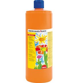 Eberhard-Faber - EFAColor Tempera 1000ml cadmium orange