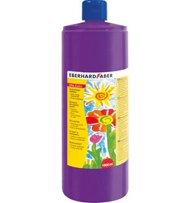 Eberhard-Faber - EFAColor Tempera 1000ml purple violet