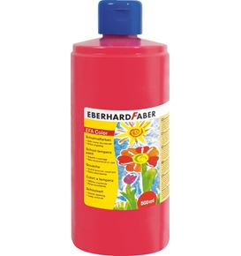 Eberhard-Faber - EFA Color Tempera 500 ml bottle, permanent carmin