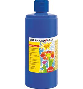 Eberhard-Faber - EFAColor Tempera 500ml cobalt blue
