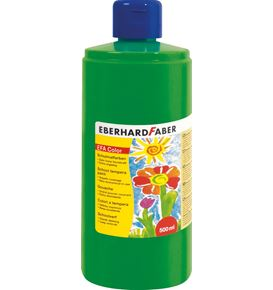 Eberhard-Faber - EFA Color Tempera 500 ml bottle, permanent green
