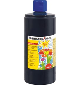Eberhard-Faber - EFAColor Tempera 500ml black