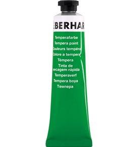 Eberhard-Faber - EFA Color Tempera tube 18 ml, permanent green