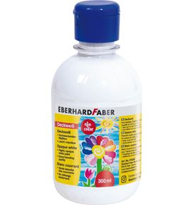 Eberhard-Faber - EFAColor Opaque white 300ml