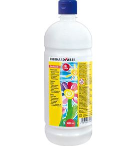 Eberhard-Faber - EFA Color opaque white 1.000 ml bottle