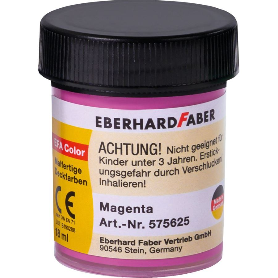 Eberhard-Faber - Opaque colour magenta 18 ml