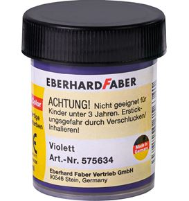 Eberhard-Faber - Opaque colour EFA Color violet 18 ml