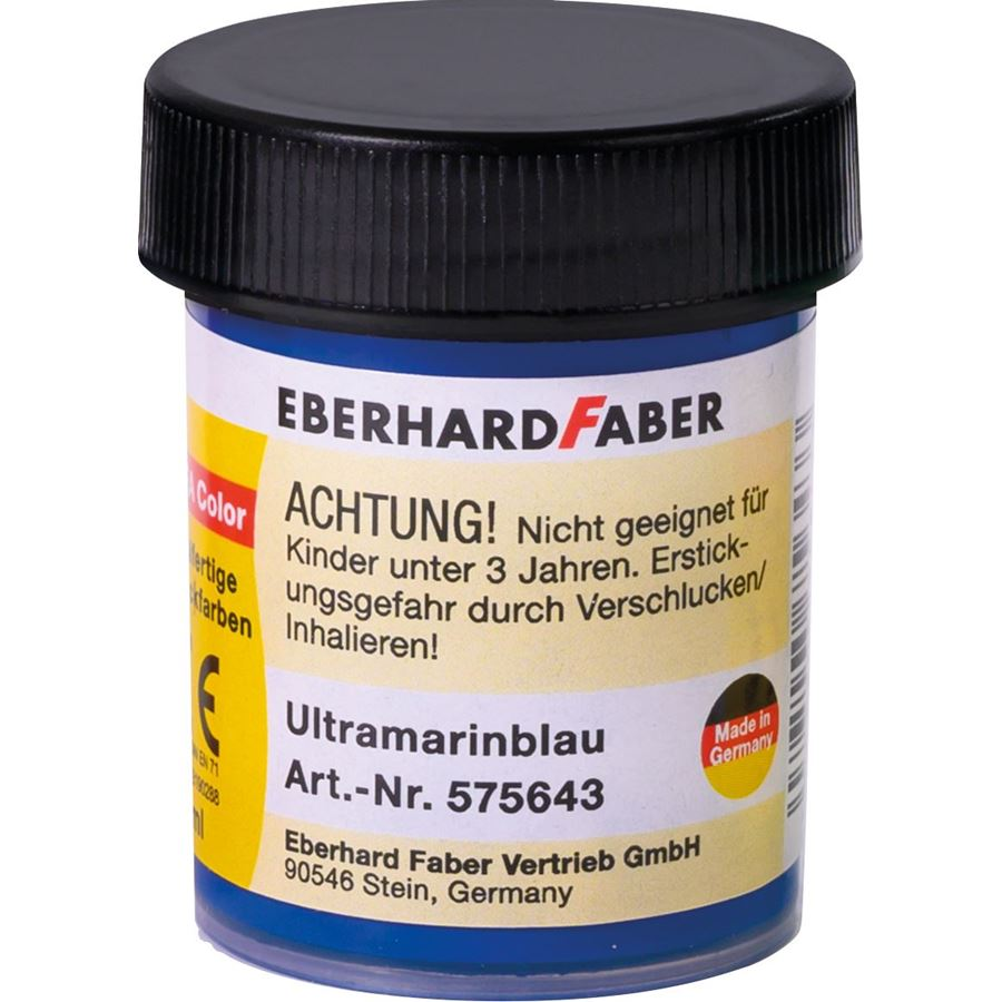 Eberhard-Faber - EFA Color opaque colour 18 ml, ultramarin
