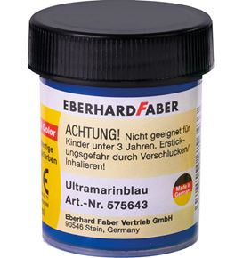 Eberhard-Faber - Opaque colour ultramarin 18 ml