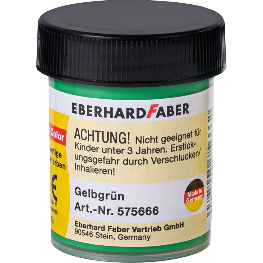 Eberhard-Faber - EFA Color opaque colour 18 ml, yellowgreen