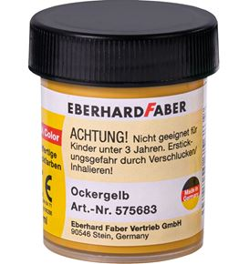 Eberhard-Faber - Opaque colour yellow ochre 18 ml