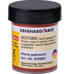 Eberhard-Faber - Opaque colour burnt sienna 18 ml