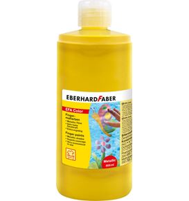 Eberhard-Faber - Finger paints 500ml pearl-gold