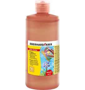 Eberhard-Faber - Finger paints 500ml pearl-red