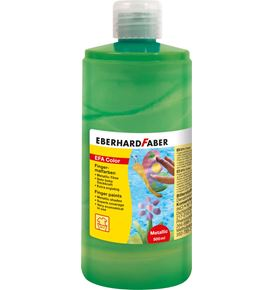Eberhard-Faber - Finger paints 500ml pearl-green