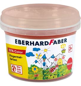 Eberhard-Faber - EFA Color Metallic Finger paints 100 ml, gold