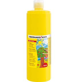 Eberhard-Faber - EFA Color Finger paints 750 ml, cadmium yellow