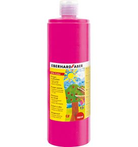 Eberhard-Faber - EFAColor Finger Paints 750ml light magenta