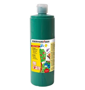 Eberhard-Faber - EFAColor Finger Paints 750ml permanent green