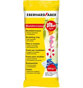 Eberhard-Faber - EFAPlast light 250g white