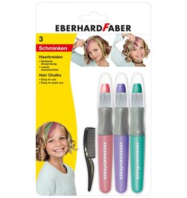 Eberhard-Faber - Crayon for haircolor set Pastell