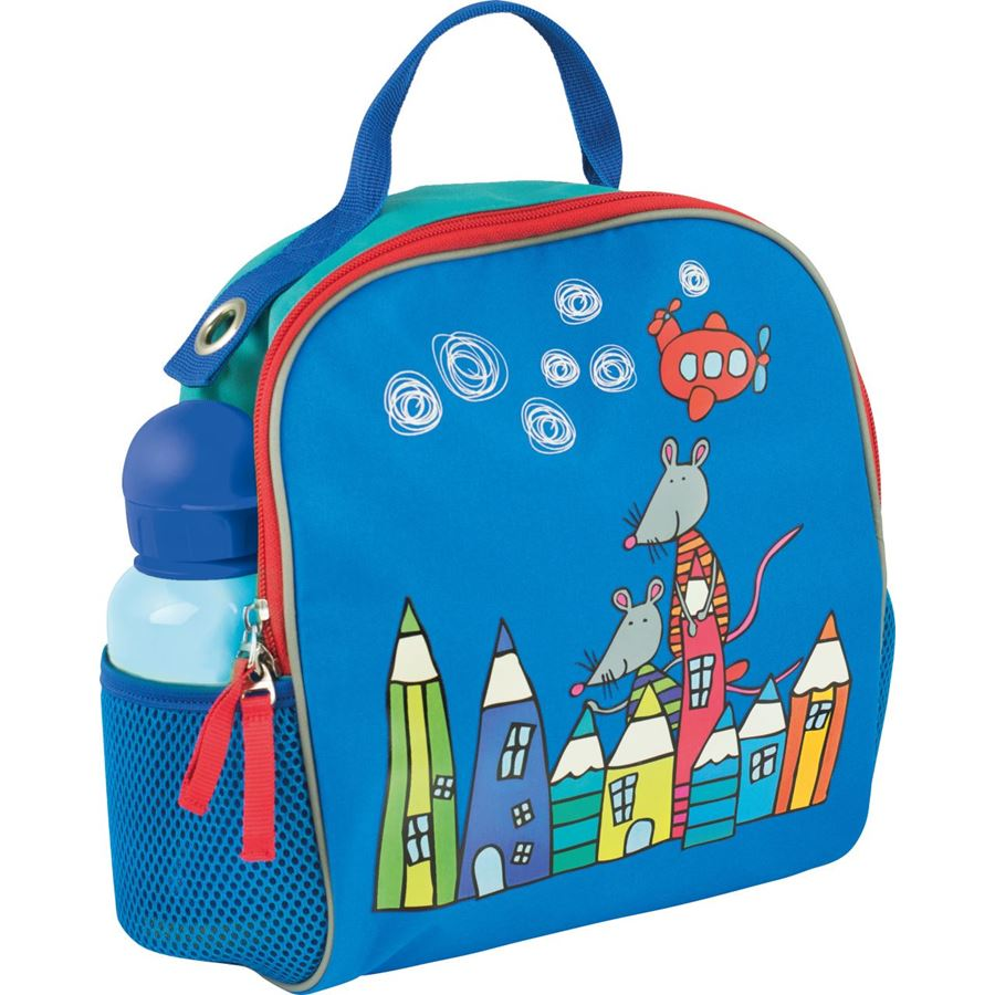 Eberhard-Faber - Backpack Mini Kids Club blue