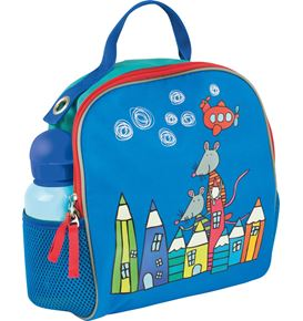 Eberhard-Faber - Mini Kids backpack, blue