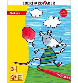 Eberhard-Faber - Mini Kids colouring book
