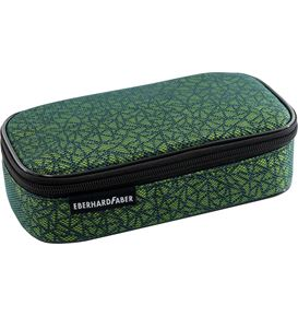 Eberhard-Faber - X-Style pro Jumbo pencil case green/blue