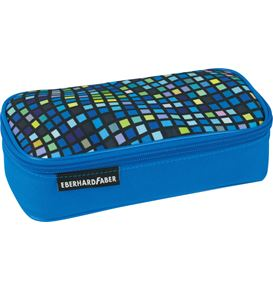 Eberhard-Faber - Jumbo pencil case wavy, empty