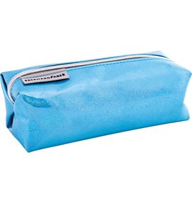 Eberhard-Faber - Pencil roll glitter iceblue, empty