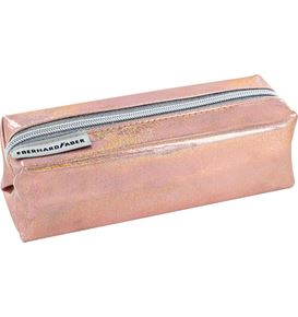 Eberhard-Faber - Pencil roll glitter rosé gold empty