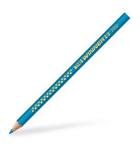 Eberhard-Faber - THE Winner coloured pencil light phthaloblue