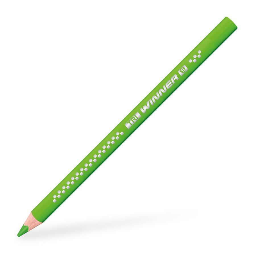 Eberhard-Faber - Coloured pencil TRI Winner light green