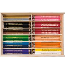 Eberhard-Faber - THE Winner coloured pencil box of 144