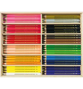 Eberhard-Faber - BIG Winner coloured pencil 96 Display